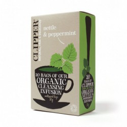 Clipper Nettle & Peppermint