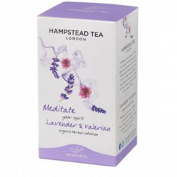 Hampstead Tea - Meditate...
