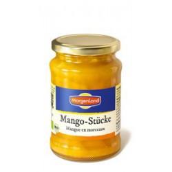 Morgenland Mango bitar 350g