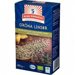 Kung Markatta Gröna Linser...
