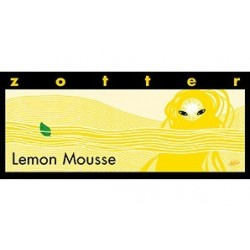 Zotter Lemon Mousse