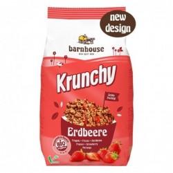 Barnhouse - Krunchy Jordgubb