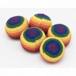 Jongleringsboll Regnbågsfärger