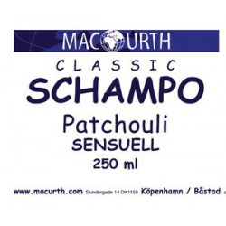 Macurth Schampo - Patchouli...