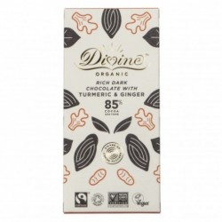 Divine Rich Dark Chocolate...