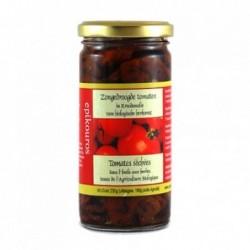 Soltorkade tomater i olja...