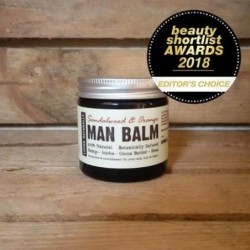 Living Naturally Man Balm -...