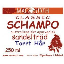 Macurth Schampo Sandelträd...