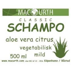 Macurth Schampo Aloe vera...