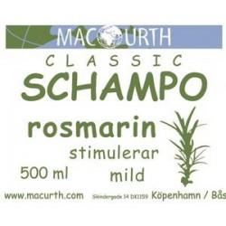 Macurth Schampo Rosmarin...