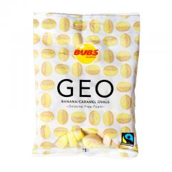 Bubs godis GEO Banan/Kola 90g