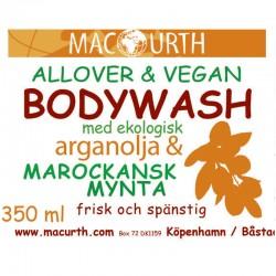 Macurth Bodywash Arganolja...
