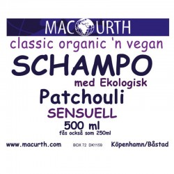Macurth Schampo Patchouli...
