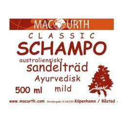 Macurth Schampoo...
