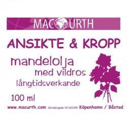 MacUrth Mandelolja med...