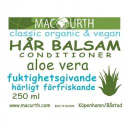 MacUrth Hårbalsam Aloe Vera...