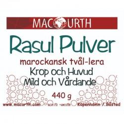 MacUrth Rasul Marockanskt...