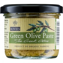 Rovies Green Olive Paste 100 g