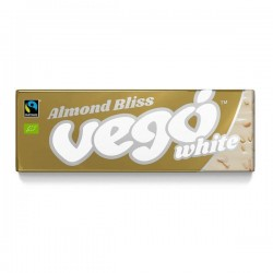 ALMOND BLISS VEGO WHITE 50G