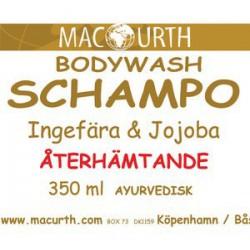 MacUrth Bodywash Shampoo...