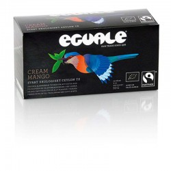Eguale - Cream Mango svartte