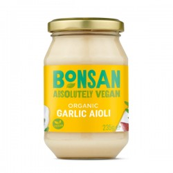 Bonsan Garlic Aioli Vegan