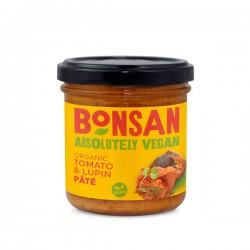 Bonsan Tomato & Lupin Paté