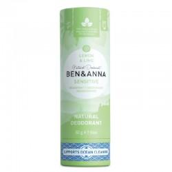 Ben & Anna Deodorant Lemon...