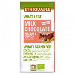 Ethiquable mjölkchoklad 42%...