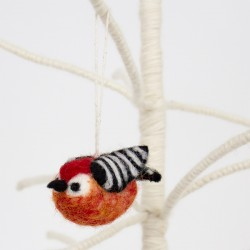 Julfågel – Julhänge