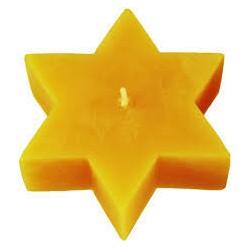 Bivaxljus stjärna
