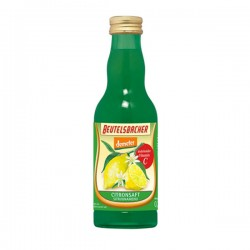 Beutelsbacher Citronsaft 20cl