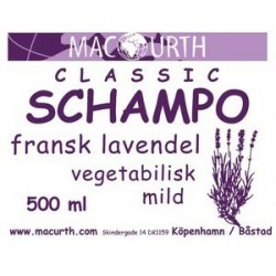 Macurth Schampo Fransk...