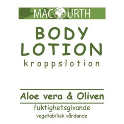 MacUrth Bodylotion Aloe...