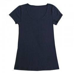JOHA Ull T-shirt, Blå