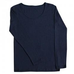 JOHA Ull tröja, Blå