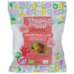 Veggie Peggy Fruktnallar 90g