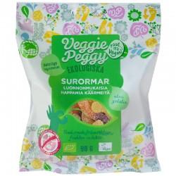 Veggie Peggy Surormar 90g