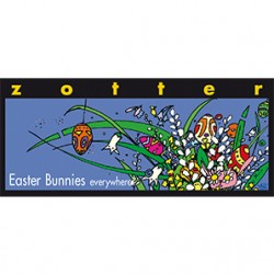 Zotter Easter Bunnies...