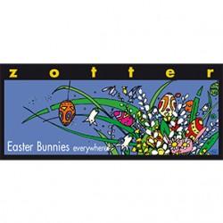 Zotter Easter Bunnies...