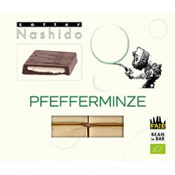 Zotter Nashido Pepparmint