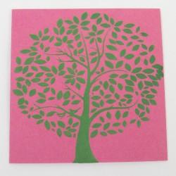 TREE OF LIFE Kort med Kuvert