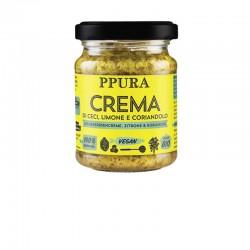 PPURA Pesto Crema di Ceci 120g