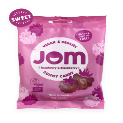 Jom Organic Candy Raspberry...