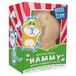 Moo Free Hammy Vit-Jordgubb...