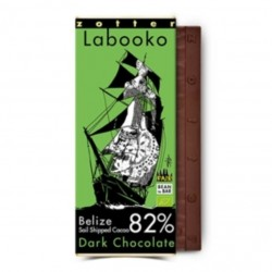 Zotter Labooko Belize 82%