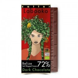 Zotter Labooko Belize 72%