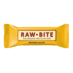 Raw Bite orange cacao 50g