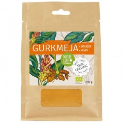 Mother earth gurkmeja 250g