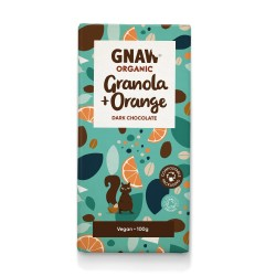GNAW ORGANIC DARK CHOCOLATE...
